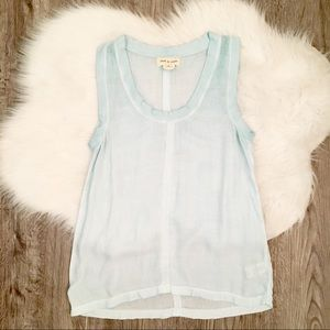 Anthropologie Cloth and Stone Sleeveless Top